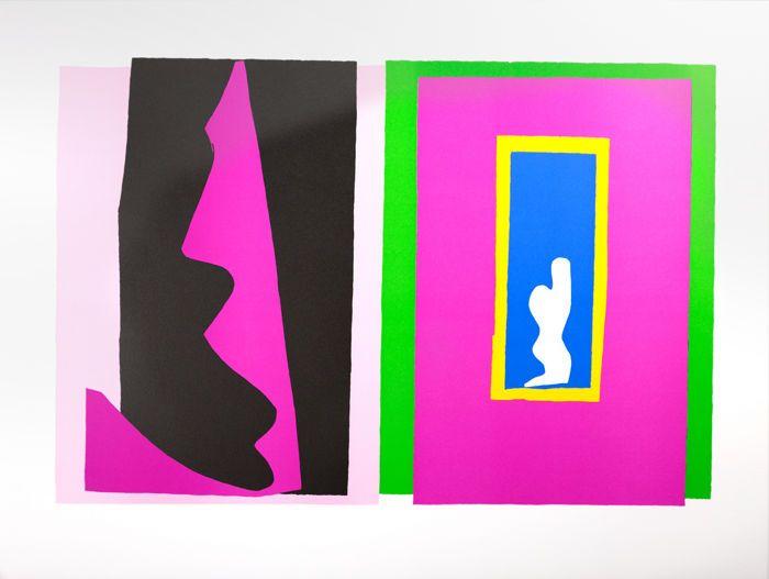 """Henri MATISSE - Le Destin (Lot)  Henri Matisse (na) - Le Destin (Lot)Lithografie op BFK Rives papierPlaat ondertekend-uit de editie van 200.Copyright van de erfopvolging van Matisse & de uitgeverAfmetingen 79 x 58 cmOns bedrijf Artvalue.com en haar dochteronderneming Art-lithografieën gedrukt en gepubliceerd dat lithografie in 2007 ter gelegenheid van de 60ste verjaardag van de oorspronkelijke 1947 """"JAZZ"""" boek waarvan onze portfolio de facsimile is. Het werd in onze atelier van…"""