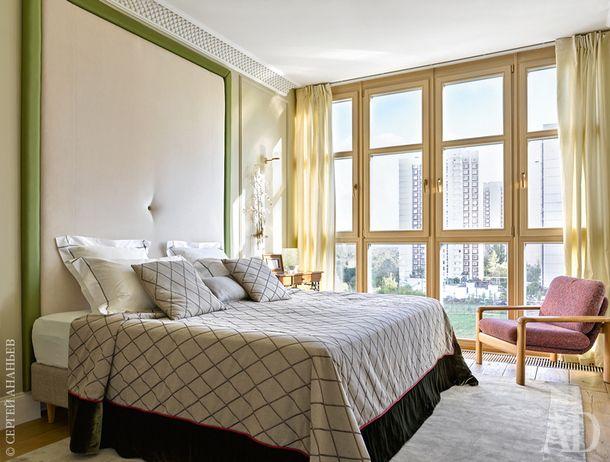 Квартира в Москве, 200 м²