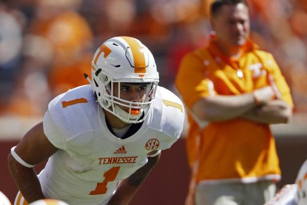 Tennessee Football: 5 Freshmen Who Must Shine in Fall Practices