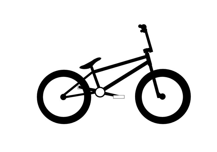 simple bike art 1080p - photo #49