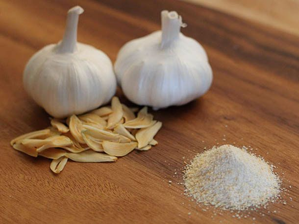 #DIY: #Garlic PowderRecipe Cooking, Homemade Food, Diy Garlic Powd, Food Dehydrator, Garlic Powder, Homemade Garlic, Healthy Recipe, Energy Food, Powder Awesome
