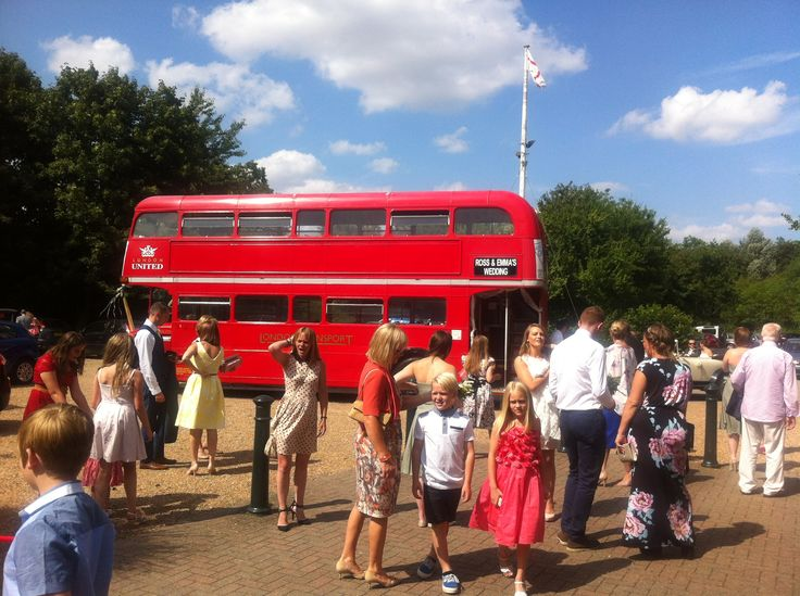A true English classic to transport you and your guests on your special day.