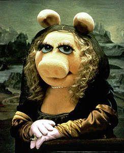 Miss Piggy Lisa