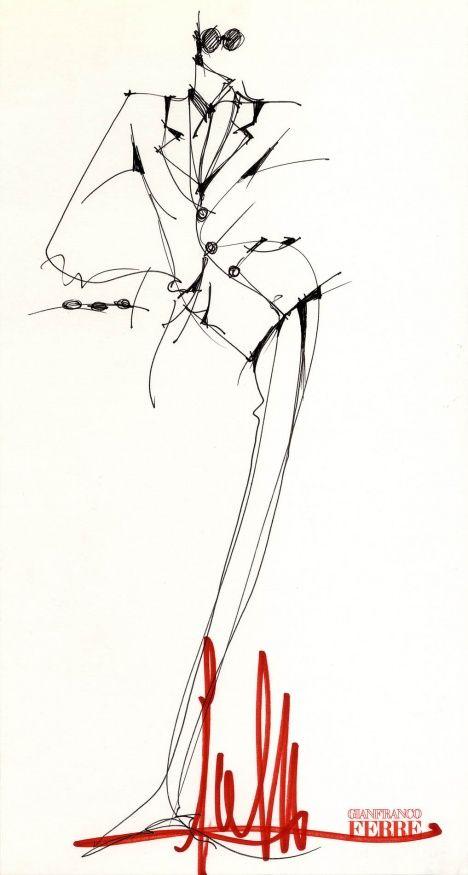 Fondazione Gianfranco Ferré / Collections / Man / Prêt-à-Porter / 1996 / Spring / Summer