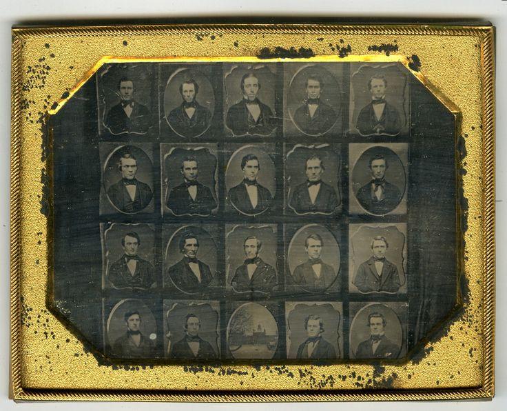 (c.1840s) College Class
