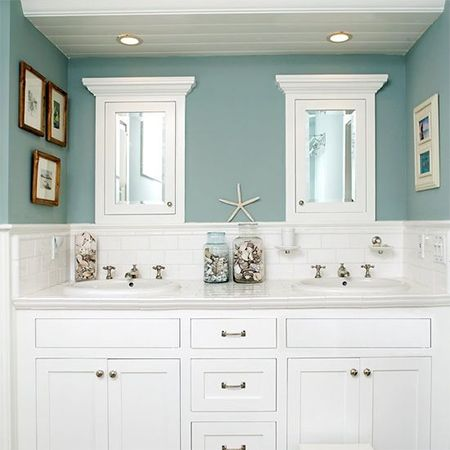 Give a guest bathroom an instant update with taps, mixers and shower heads in modern design lines to transform a tired looking bathroom. http://www.easydiy.co.za/index.php/improve/544-guest-bathroom-facelift