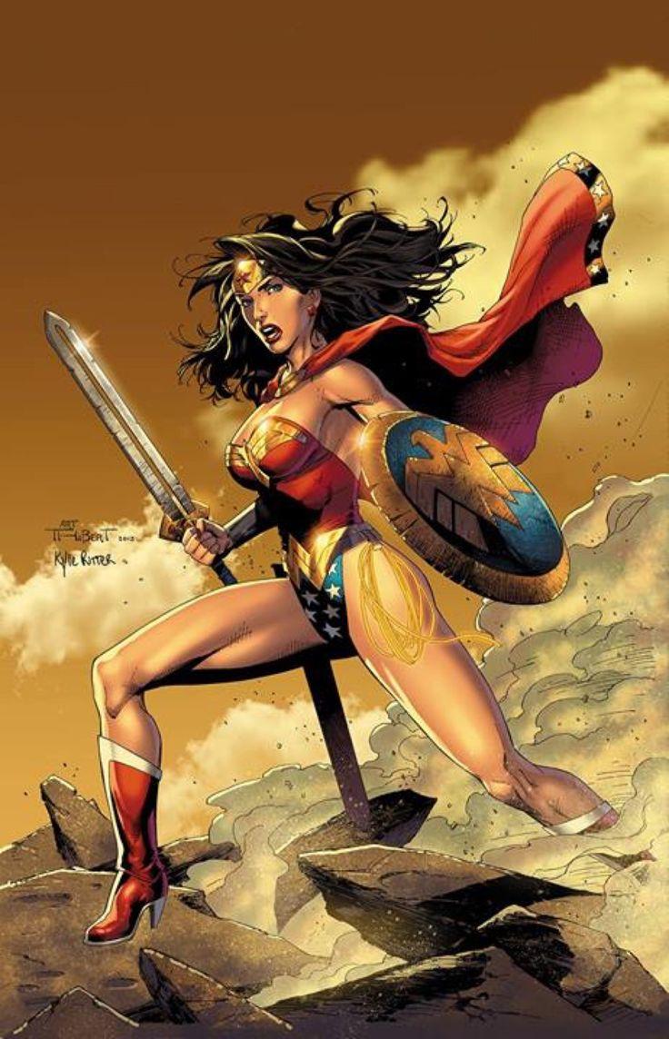 Wonder Woman - Art Thibert