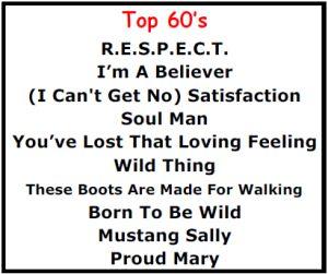 Best karaoke songs for altos