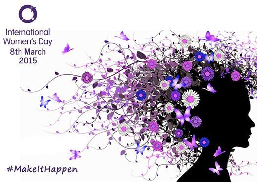 MARCH 8 IS INTERNATIONAL WOMEN'S DAY  What will you be doing to mark the day? ‪#‎MakeItHappen‬ ‪#‎WomensDay‬ ‪#‎IWD2015‬ ‪#‎PaintItPurple‬ http://www.internationalwomensday.com/