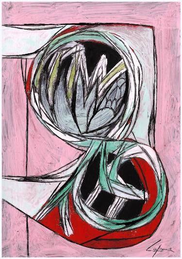 "Saatchi Art Artist Nicola Capone; Drawing, ""forme 31"" #art"