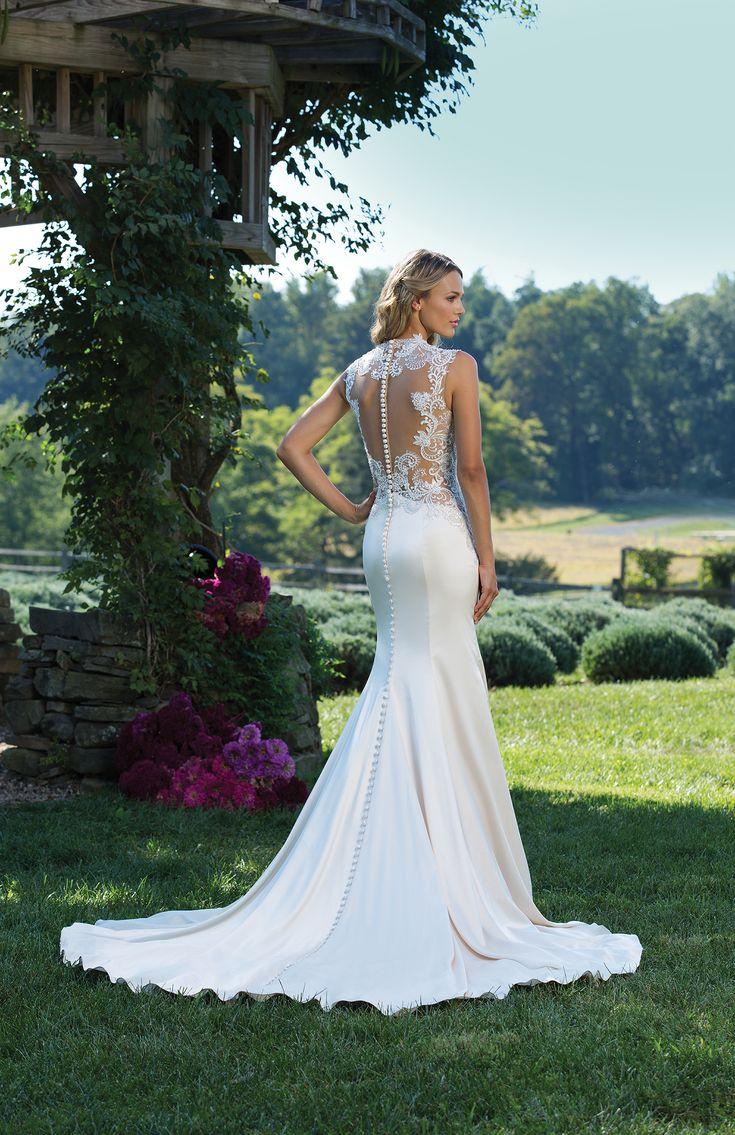 68 best Brautkleider - Wedding Dresses images on Pinterest | Bridal ...