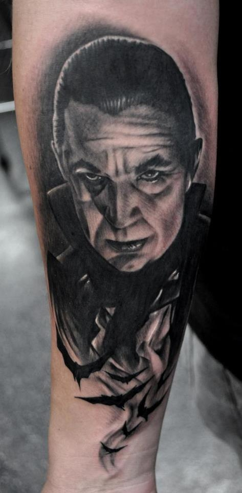 130 best images about Bela Lugosi Tattoos on Pinterest ...