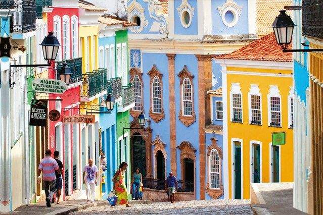 Salvador, Bahia, Brazil | The best beaches and beach hotels in Bahia (Condé Nast Traveller)