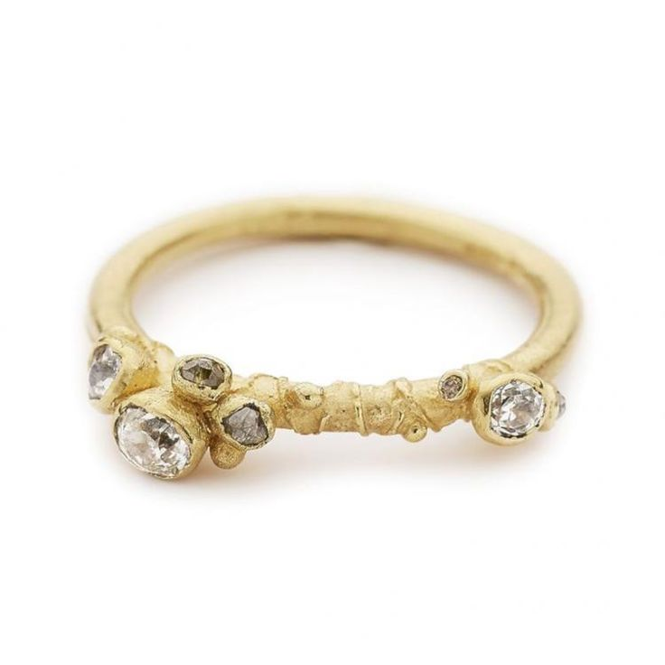 60 GORGEOUS AND UNUSUAL WEDDING RINGS IDEAS