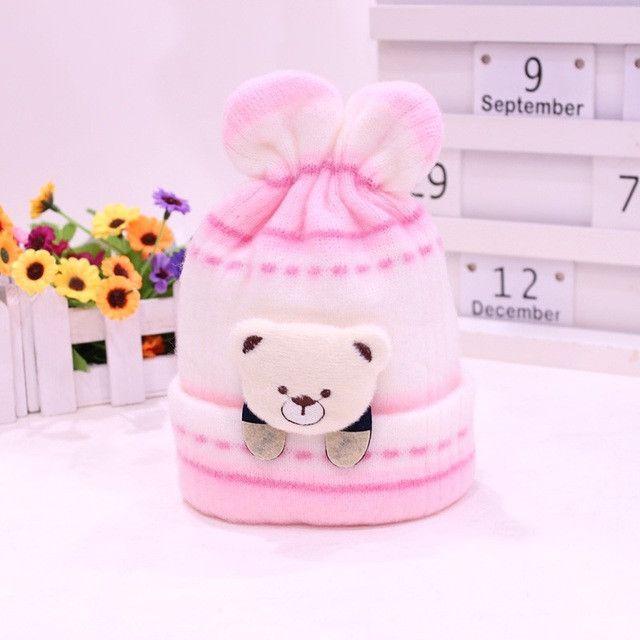 Baby Hat Kids Winter Hat Newborn Cap Hot Sale Super-Soft Cashmere Bonnet Headgear For Boys And Girls Baby Beanie Free Shipping