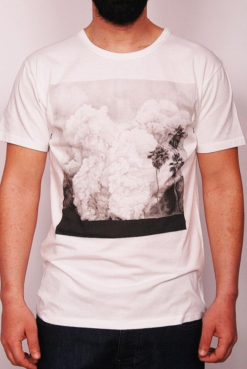Insight - Marissa Textor  men's t-shirt dusted