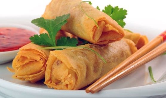 Chinese Spring Rolls Recipe in Urdu & Chinese Recipes