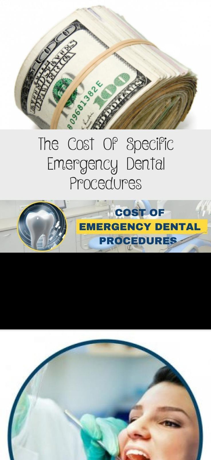 cost of emergency dental procedures dentalinsurancePlans