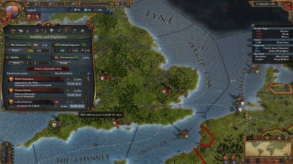 Économisez 75% sur Europa Universalis IV sur Steam
