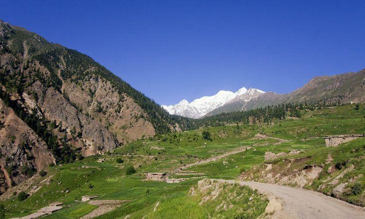 Rama village and Nangaparbat, Gilgit Baltistan, Pakistan — Syed Mehdi Bukhari