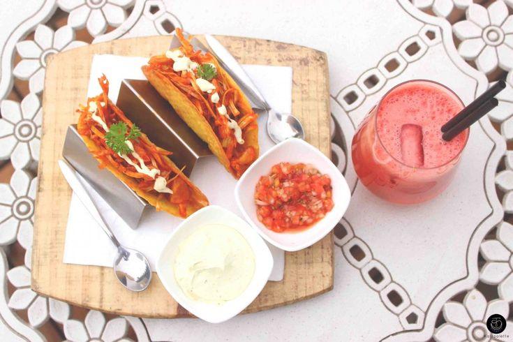Pulled Katahal (Jackfruit) Tacos