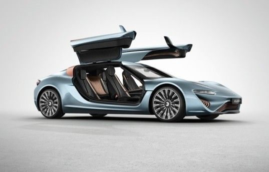 Nanoflowcell has developed the world's first saltwater-powered electric car – the Quant e-Sportlimousine – it just received approval for testing in Europe! The futuristic gull-winged vehicle runs on a special type of gasoline that is made from salt water, and it's now street-legal on public roads in Germany. According to Nanoflowcell, the Quant e-Sportlimousine can accelerate from 0-62 mph in a blazing 2.8 seconds and it has a driving range of up to 373 miles.