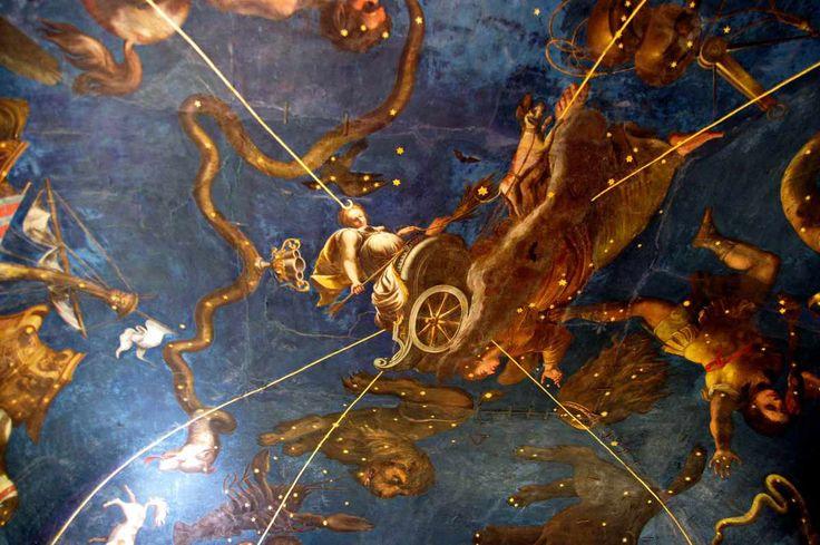 Mantova, Palazzo Ducale, Sala dello Zodiaco