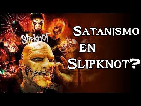 ¿Es Satánica la Banda Slipknot?