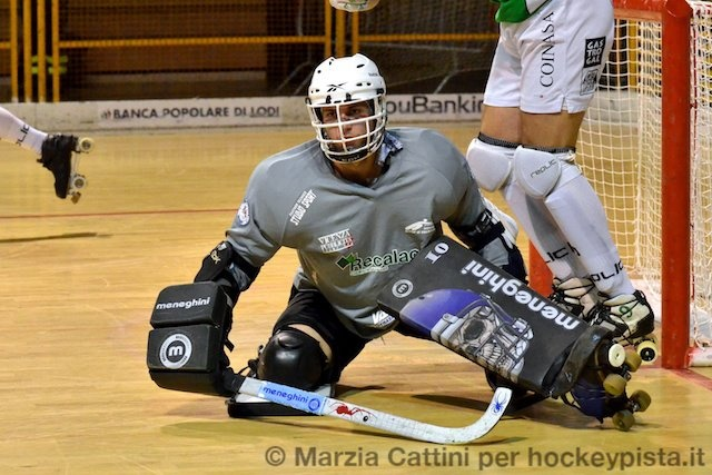 26.05.2012 EUROLEGA 2011/2012  FINAL EIGHT  Valdagno-Liceo 3-5