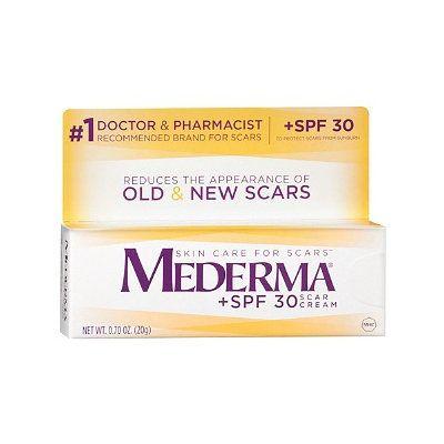 Mederma Scar Cream + SPF 30 Sunscreen