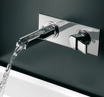 Waterfall Bathroom Faucet From Frisone (Bathroom Faucet Designs) | Modern  Home Decor
