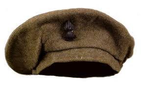 Resultat d'imatges de british army beret history