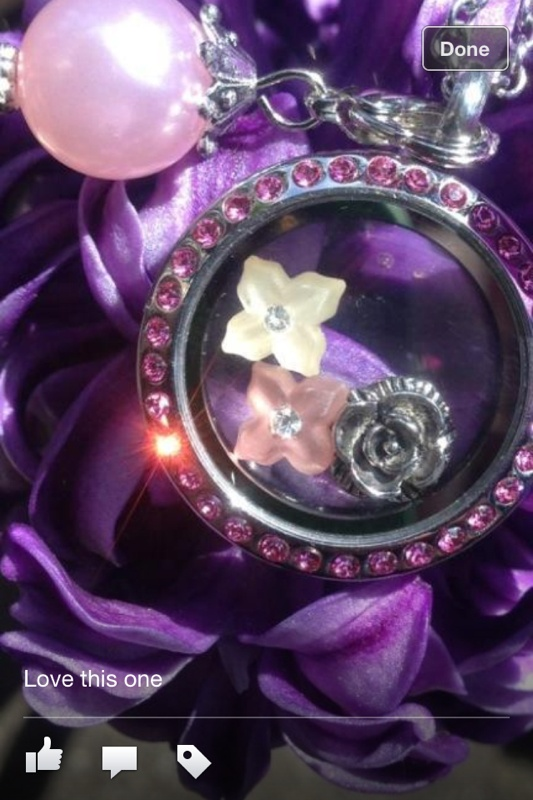Locket by Inside Out South Hill Designs