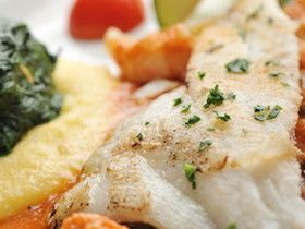 Saiblingsfilet mit Gemüse - Rezepte - Ernährung bei Morbus Crohn und Colitis ulcerosa