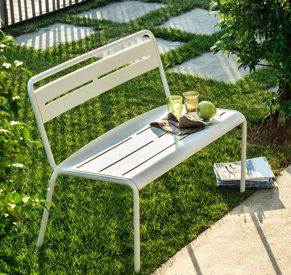 EMU tuinbank, onderhoudsvrij en weerbestendig, keuze uit meer dan 10 kleuren!