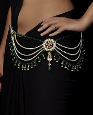 $239 Sari Belt...