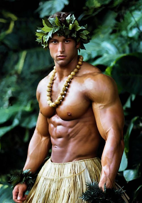 hot naked pictures of hawaiian guys