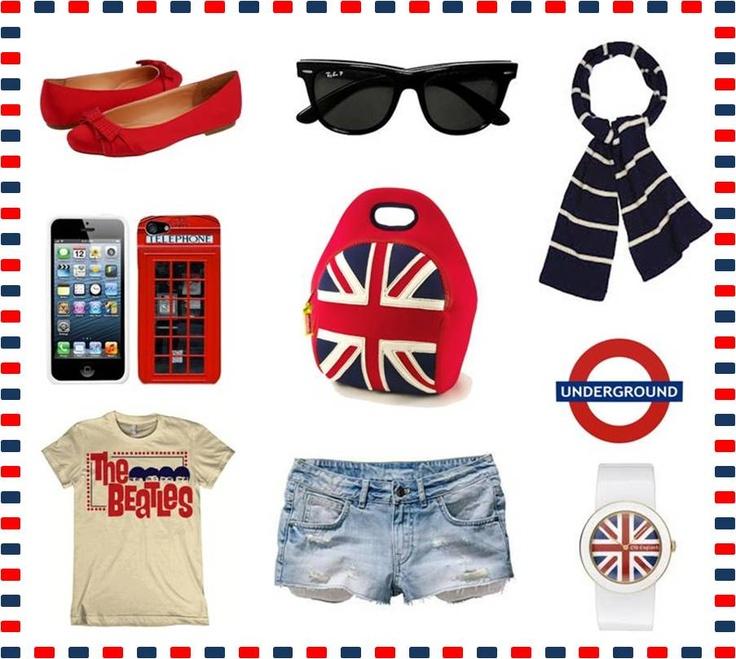 British Invasion Fashion Style Encuéntrala en www.qipi.co #dabbawallabags #britishstyle #greatbritain #uklunchbag