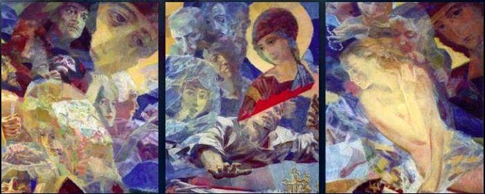 """Georgy Shishkin/ Из серии """"Русские сны"""""""