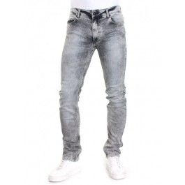 Religion Clothing Jeans Noize In Ice Grey | Designertop2bottom.com