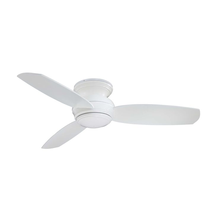 Shop Minka Aire  F594 52-in Traditional Concept™ Flush Mount Indoor/Outdoor Ceiling Fan at ATG Stores. Browse our ceiling fans, all with free shipping and best price guaranteed.