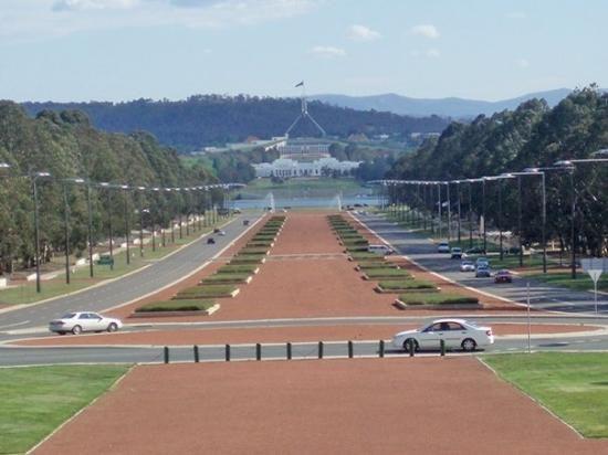 Parliament House #Canberra #Australia