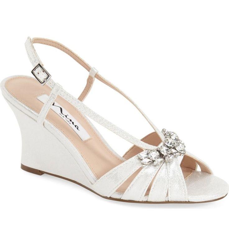 Product Image Click To Zoom Wedge Wedding ShoesComfortable