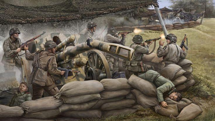 art-soldaty-101st-airborne