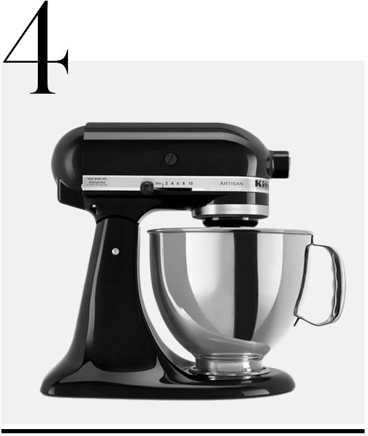 Artisan-Mixer-Kitchenaid-top-10-black-colored-kitchen-accessories-home-decor-ideas-kitchen