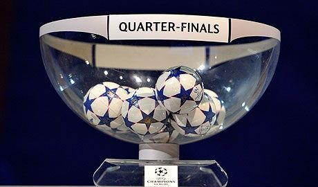 UEFA Champions league 2014 Quarter Finals Draw Date, Time Schedule | Footballwood