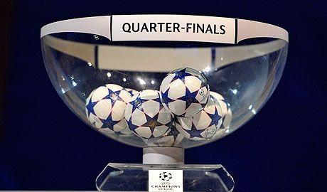 UEFA Champions league 2014 Quarter Finals Draw Date, Time Schedule | Footballwood