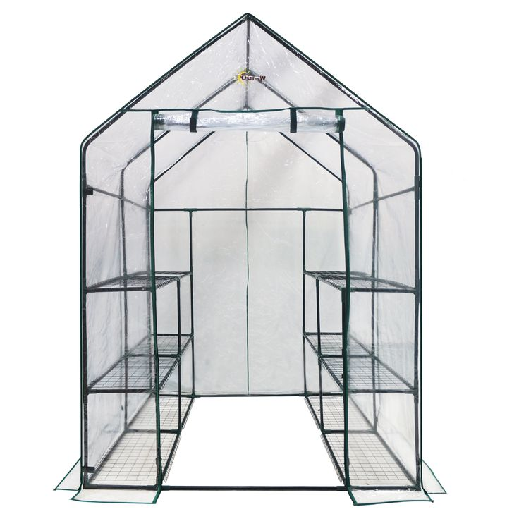 Have to have it. Ogrow Deluxe Walk-In 6 Tier 12 Shelf Portable Greenhouse $110.22