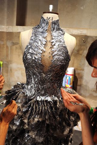 Alexander McQueen #fashionfriday
