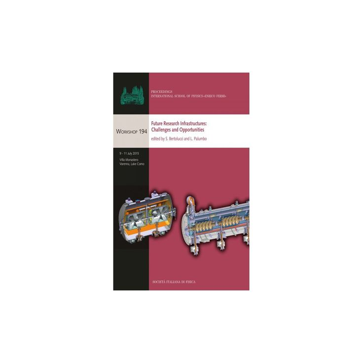 Future Research Infrastructures : Challenges and Opportunities (Hardcover) (S. Bertolucci & L. Palumbo)